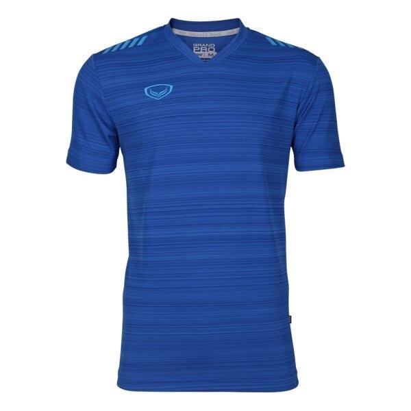 เสื้อกีฬา Grand pro รหัส : 038325 (สีน้ำเงิน)