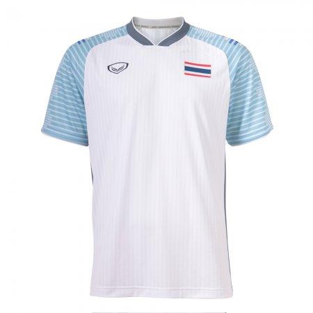 เสื้อฟุตบอลทีมชาติไทย เอเชียนเกมส์ 2018  (สีขาว) รหัส :038302