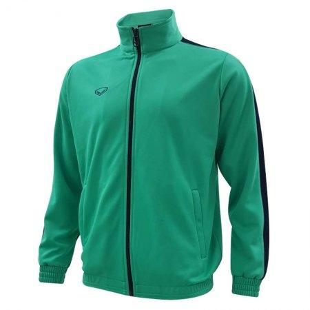 เสื้อวอร์มแกรนด์สปอร์ต (สีเขียวกรม) รหัส:016355