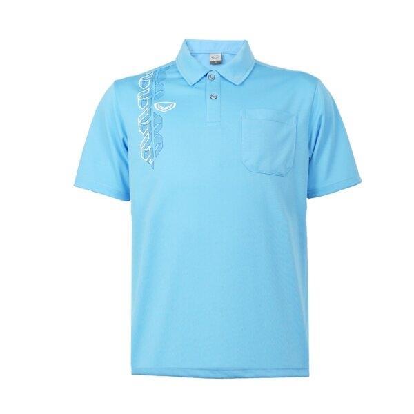 เสื้อโปโลชาย แกรนด์สปอร์ตรหัส : 012583 (สีฟ้า)