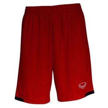 แกรนด์สปอร์ตกางเกงฟุตบอล (สีแดงดำ) รหัสสินค้า : 037273