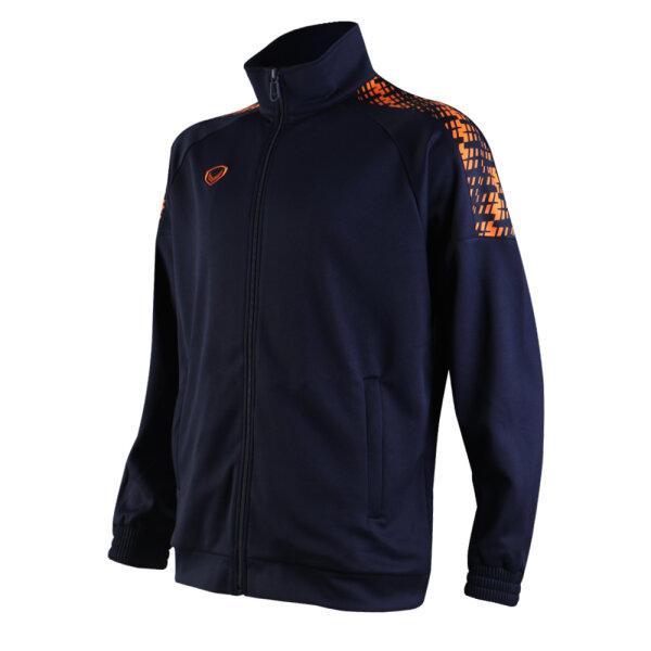 เสื้อวอร์มแกรนด์สปอร์ต รหัส : 016374 (สีกรม)