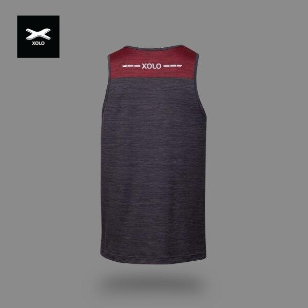 XOLO Super Stretch Vest CODE : 040026 (Grey)