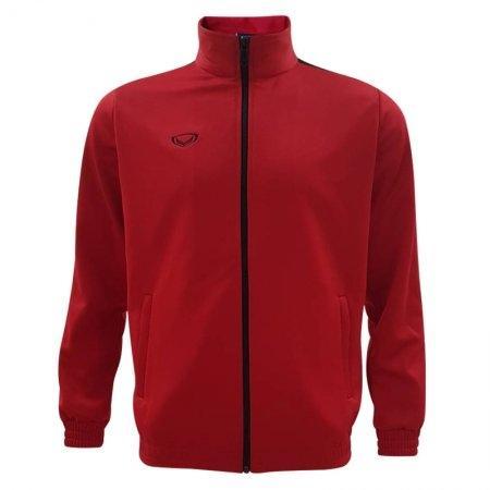 เสื้อวอร์มแกรนด์สปอร์ต (สีแดงดำ) รหัส:016355