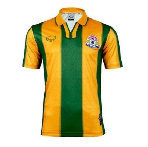 เสื้อฟุตบอลเทพศิรินทร์ 2020 รหัส : 038947 (สีเขียวเหลือง)