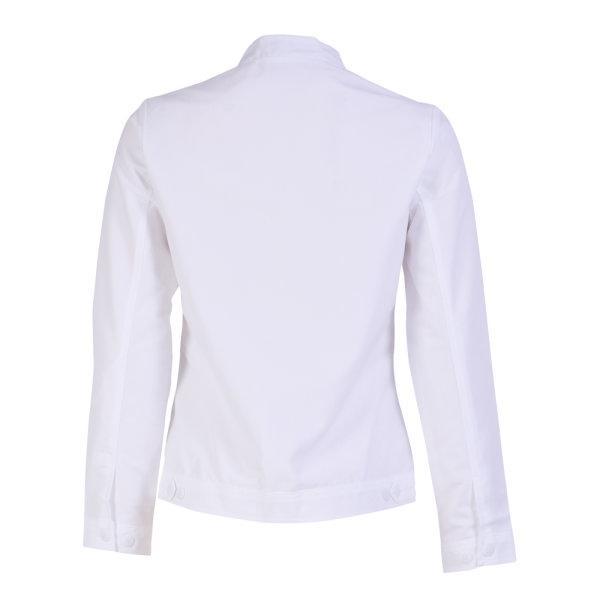 เสื้อแจ็คเก็ตหญิง แกรนด์สปอร์ต รหัส : 020652 (ขาว)