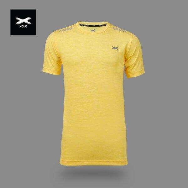 XOLO Basic T-Shirt Code: 040032 (Yellow)