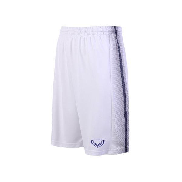 กางเกงบาสเกตบอลตัดต่อพิมพ์ลายแกรนด์สปอร์ต รหัสสินค้า: 003160 (สีขาว)