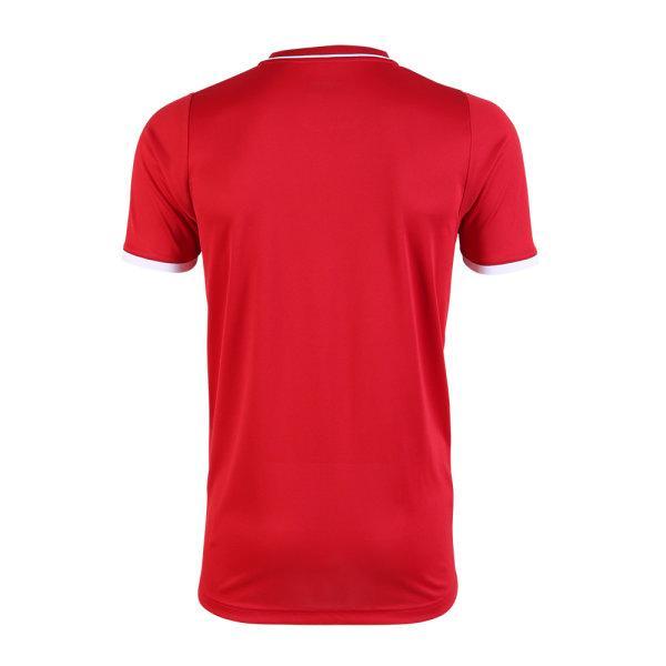 เสื้อตระกร้อ 2019 (ชาย) รหัส : 038726 (สีแดง)