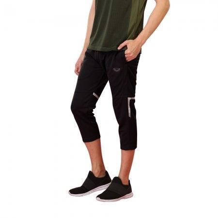 กางเกงขา 4 ส่วน รหัสสินค้า : 028485 (สีดำ)