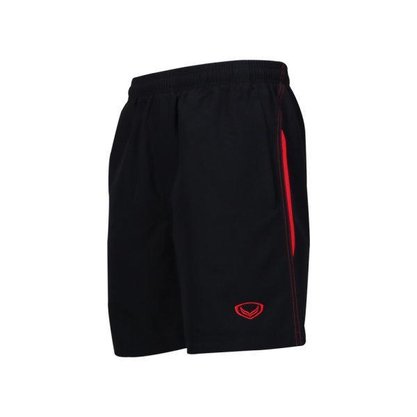 กางเกงขาสั้นแกรนด์สปอร์ต รหัสสินค้า:002209  (สีดำ)