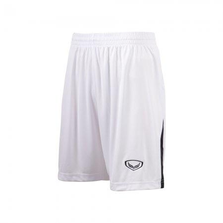 กางเกงฟุตบอลตัดต่อ แกรนด์สปอร์ต (สีขาว) รหัส : 001527