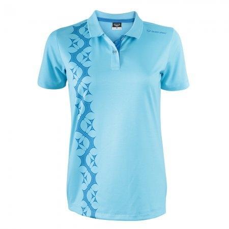 เสื้อโปโลหญิงแกรนด์สปอร์ต (สีฟ้า)รหัสสินค้า : 012766