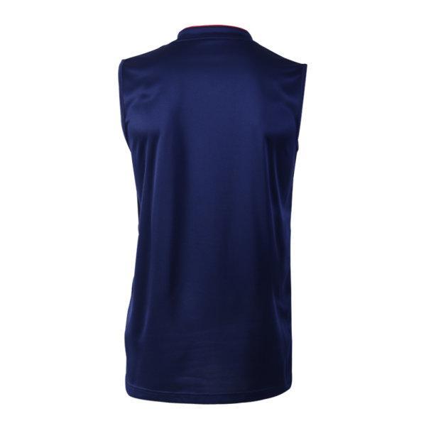 แกรนด์สปอร์ต เสื้อวอลเลย์บอลชาย ทีมชาติ 2019 รหัส:014277 (สีกรม)