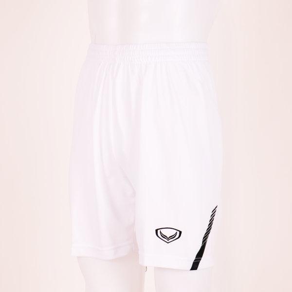 กางเกงฟุตบอลแกรนด์สปอร์ต รหัส : 037235 (สีขาว)
