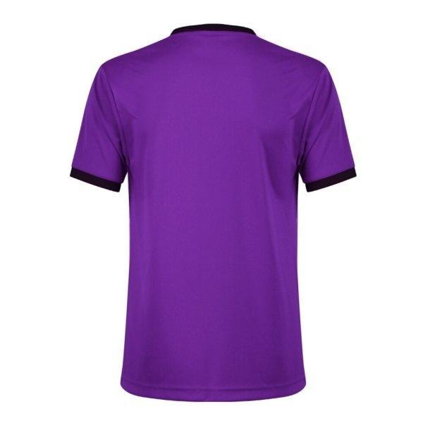 แกรนด์สปอร์ตเสื้อกีฬาฟุตบอล รหัสสินค้า : 011464 (สีม่วง)