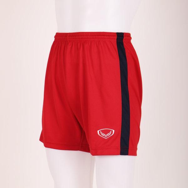 กางเกงตะกร้อแกรนด์สปอร์ต รหัส : 037709 (สีแดง)