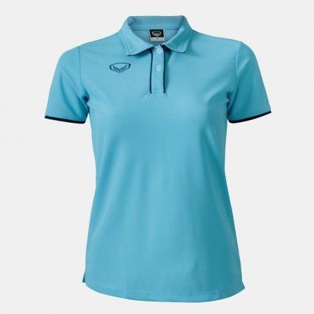 เสื้อโปโลหญิงแกรนด์สปอร์ต (สีฟ้า)รหัสสินค้า : 012762