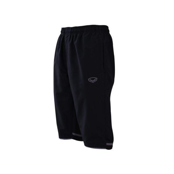 แกรนด์สปอร์ต กางเกงขา 3 ส่วน(สีดำ) รหัส:002757