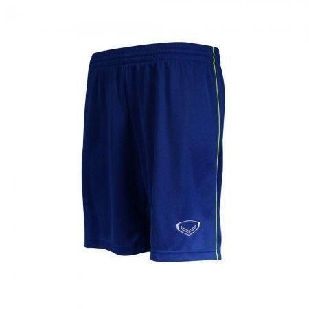 กางเกงขาสั้น กีฬาฟุตบอล รหัส: 037282 (น้ำเงิน-เขียวอ่อน)