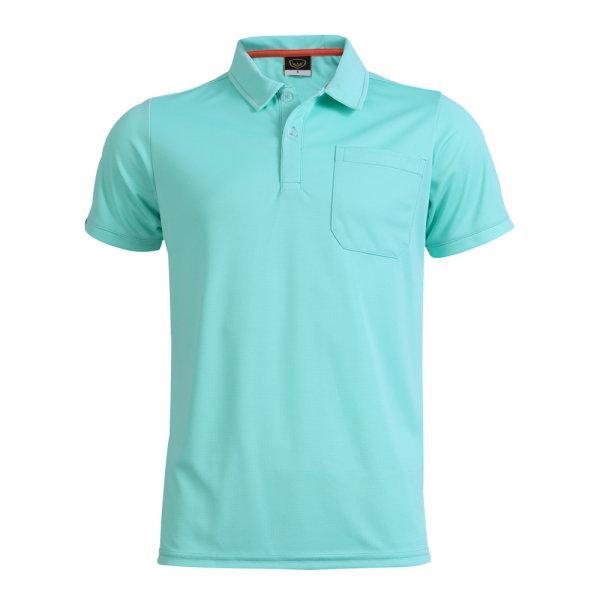 เสื้อโปโลชายแกรนด์สปอร์ต รหัสสินค้า : 012572 (สีเขียว)