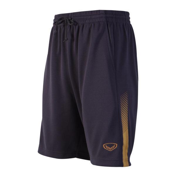 กางเกงลำลองขาสั้น แกรนด์สปอร์ต (สีเทา) รหัส :024084