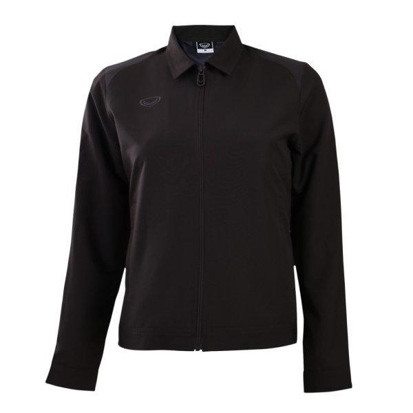 แกรนด์สปอร์ตเสื้อแจ็คเก็ต(หญิง) รหัสสินค้า : 020657 (สีน้ำตาล)