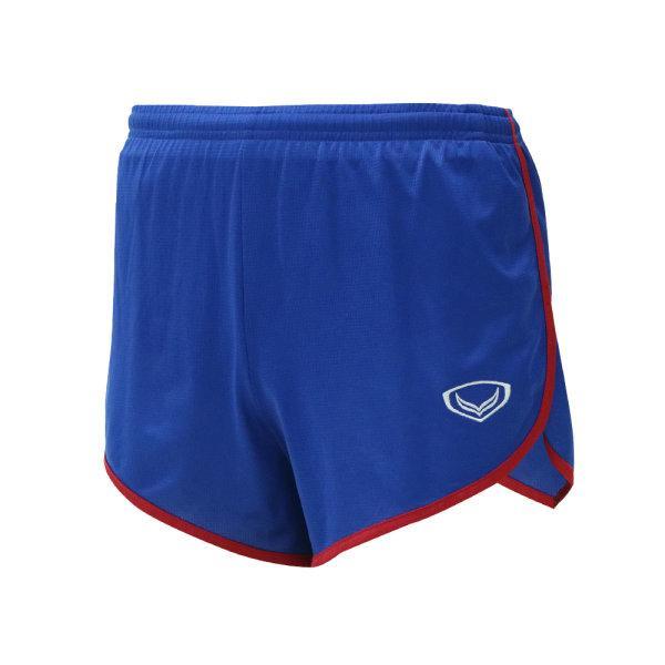 กางเกงวิ่งกุ้นข้างสีล้วน รหัสสินค้า : 007142 (สีน้ำเงิน)