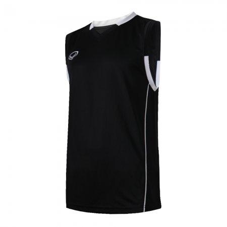 เสื้อบาสเกตบอลแกรนด์สปอร์ตชาย(สีดำ)รหัส:013152