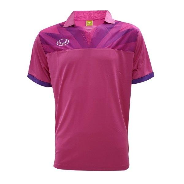 เสื้อกีฬาฟุตบอล แกรนด์สปอร์ต(สีบานเย็น) รหัส : 011520