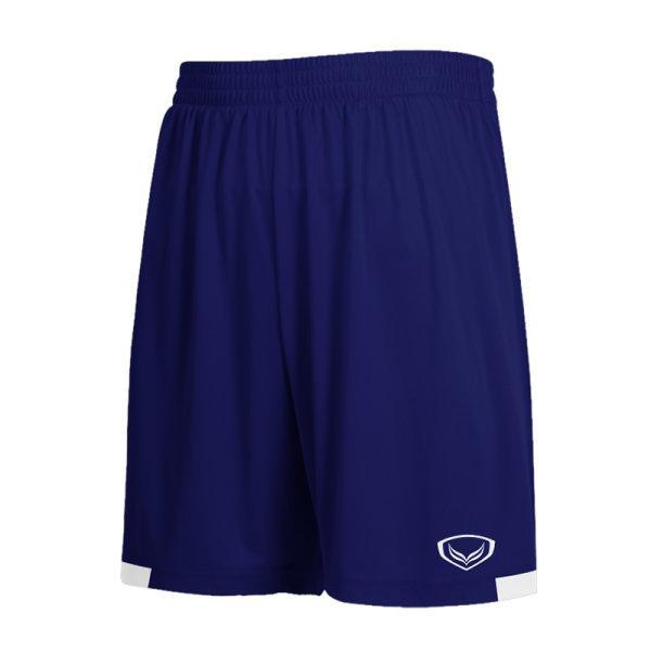 กางเกงกีฬาฟุตบอลตัดต่อ แกรนด์สปอร์ต รหัสสินค้า:001481  (สีกรม)