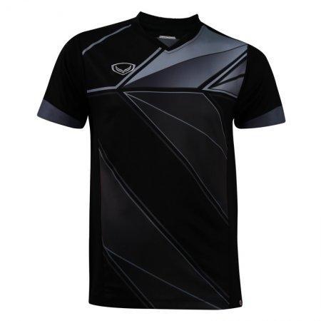 เสื้อกีฬาพิมพ์ลายชาย แกรนด์สปอร์ต (สีดำ) รหัส : 014220