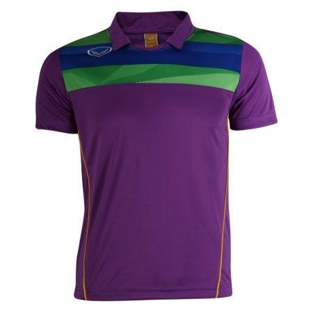 เสื้อฟุตบอลแกรนด์สปอร์ต (สีม่วง) รหัส:011528