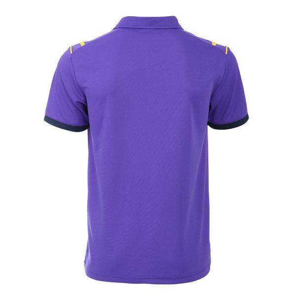 เสื้อโปโลชายสีม่วง แกรนด์สปอร์ต รหัส :012567
