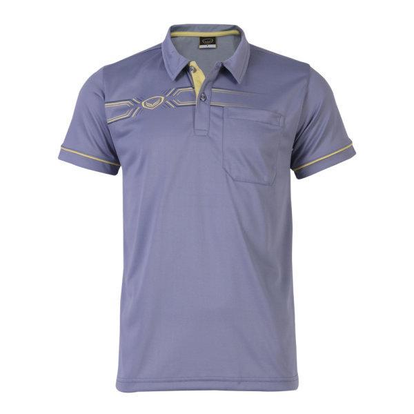 เสื้อโปโลชายแกรนด์สปอร์ต (สีเทา)รหัสสินค้า : 012574