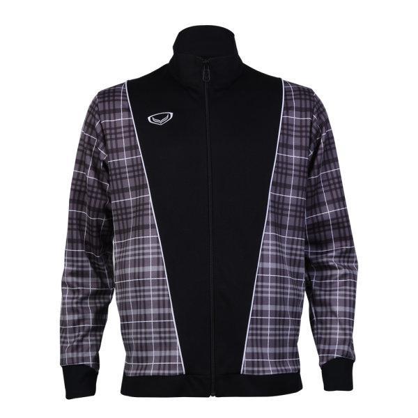 เสื้อวอร์มแกรนด์สปอร์ต รหัส 016372 (สีดำ)