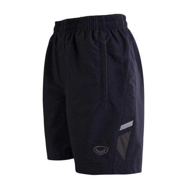 กางเกงขาสั้นแกรนด์สปอร์ต รหัส : 002214 (สีกรม)