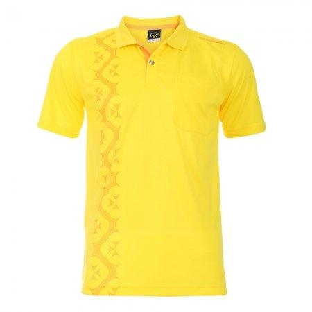 เสื้อโปโลชายแกรนด์สปอร์ต (สีเหลือง)รหัสสินค้า : 012566