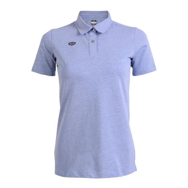 เสื้อโปโลหญิงแกรนด์สปอร์ต รหัสสินค้า : 012775 (สีฟ้า)