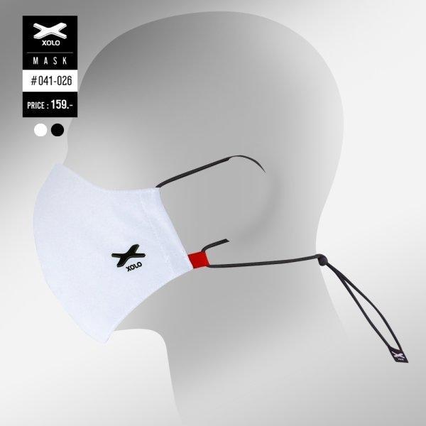 XOLO MASK CODE : 041026 (White)