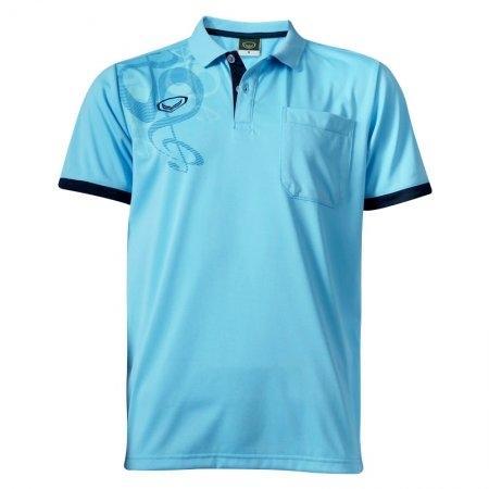 เสื้อโปโลชายแกรนด์สปอร์ต(สีฟ้า) รหัส:012558