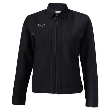 แกรนด์สปอร์ตเสื้อแจ็คเก็ต(หญิง)  รหัส: 020643 (สีดำ)