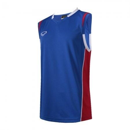 เสื้อบาสเกตบอลแกรนด์สปอร์ตชาย(สีน้ำเงิน)รหัส:013152