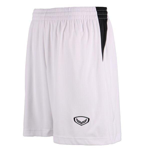 กางเกงฟุตบอลตัดต่อ   รหัส : 001554 (สีขาว)