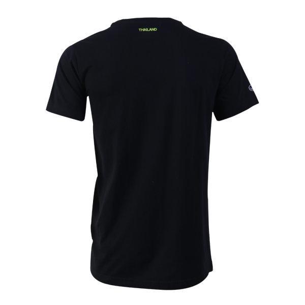 เสื้อคอกลมแกรนด์สปอร์ต(สีดำเขียว) รหัส :023174