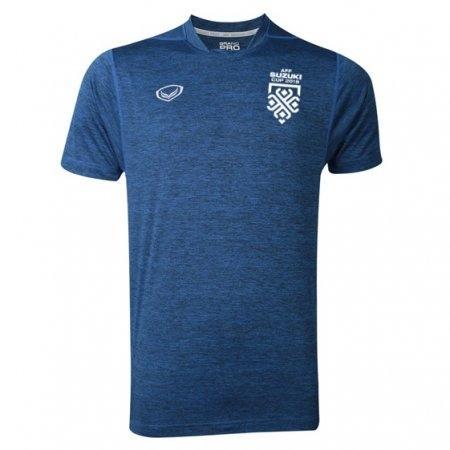 เสื้อ T-shirt AFF SUZUKI CUP 2018(สีน้ำเงิน) รหัส :038305