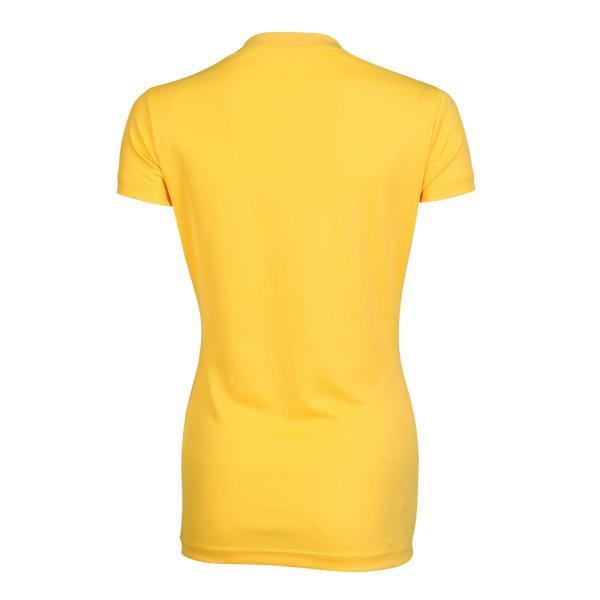 เสื้อกีฬา 2019 ตะกร้อหญิง รหัส :038727 (สีเหลือง)