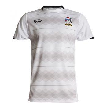 แกรนด์สปอร์ตเสื้อซ้อมฟุตบอลทีมชาติไทย 2016 รหัสสินค้า:038285 (สีขาว)