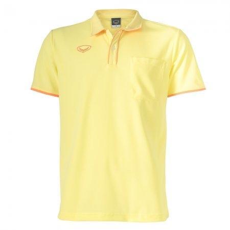 เสื้อโปโลชายแกรนด์สปอร์ต (สีเหลือง)รหัสสินค้า : 012562