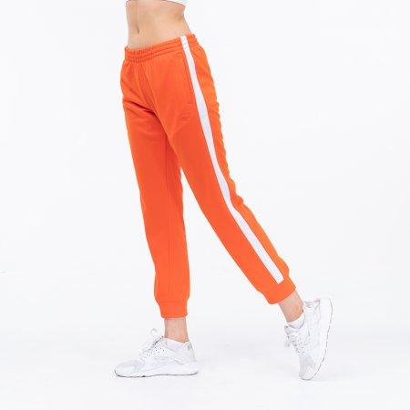 กางเกงวอร์มแกรนด์สปอร์ต(สีส้มขาว) รหัส:006900
